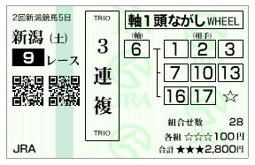 新潟9(8/10)